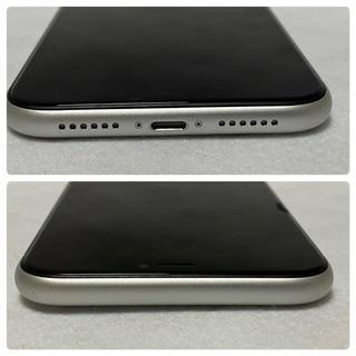 iPhone - 超美品 SIMフリー iPhone XR 128GB ホワイト