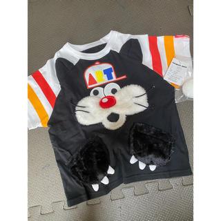 ジャム(JAM)のハラペコペイント Tシャツ(Tシャツ/カットソー)
