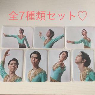 ♡羽生結弦♡ ロッテ キシリトールガム オリジナルカードファイル 全7種類セット