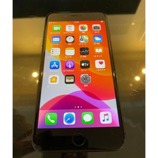 iPhone - ソフトバンク版 simフリー可 美品 iPhone8plus 64GB グレー