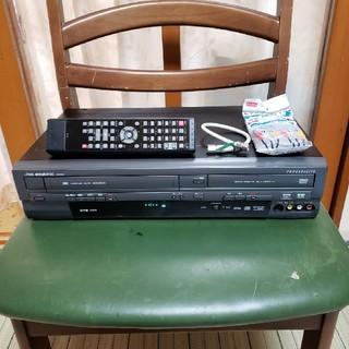 13年新品同様完動超美品!DXアンテナVHS/DVDレコーダーDXR-160V(DVDレコーダー)