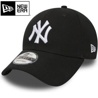ニューエラー(NEW ERA)のニューエラ キャップ NY ブラック 黒 ヤンキース (キャップ)