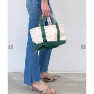 アパルトモンドゥーズィエムクラス(L'Appartement DEUXIEME CLASSE)のL.L.Bean Canvas tote bag mini (トートバッグ)