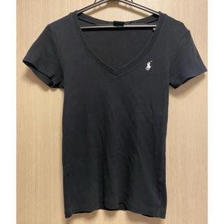 Ralph Lauren - 【送料込み】ラルフローレン スポーツ 黒ティシャツ