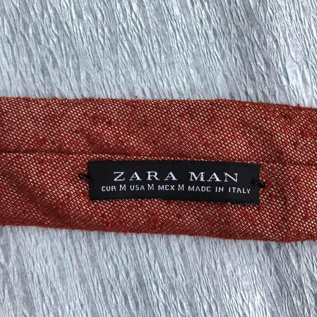 ZARA(ザラ)の新品 Zara Man ネクタイ メンズのファッション小物(ネクタイ)の商品写真
