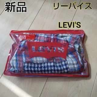 Levi's - 新品 未使用 リーバイス levi's メンズ ロンパン M チェック