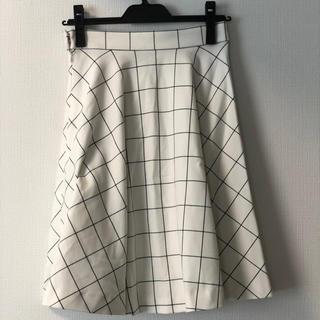 スーツカンパニー(THE SUIT COMPANY)の新品 スーツカンパニー スカート(ひざ丈スカート)