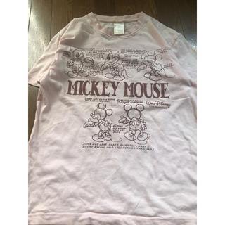 ディズニー(Disney)のミッキーマウス Tシャツ(Tシャツ/カットソー(半袖/袖なし))