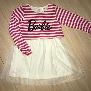 Barbie - Barbie ワンピース 110