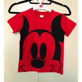 ディズニー(Disney)の子供服  Disney 110(Tシャツ/カットソー)