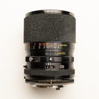 タムロン(TAMRON)のTAMRON ZOOM 35-80mm ジャンク(レンズ(ズーム))