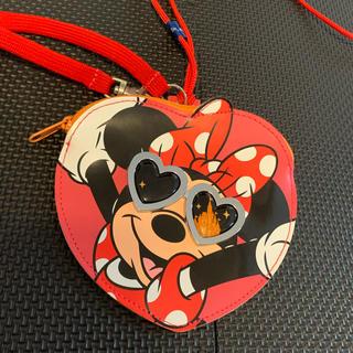 ディズニー(Disney)のTDL パスポートケース ミニーマウス(キャラクターグッズ)