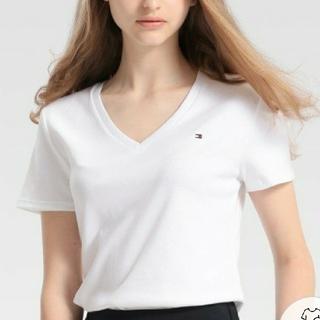 トミーヒルフィガー(TOMMY HILFIGER)のTommyフィルフィガーレディースTシャツ(Tシャツ(半袖/袖なし))
