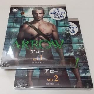 ARROW/アロー〈ファースト・シーズン〉 前半+後半セット DVD(TVドラマ)