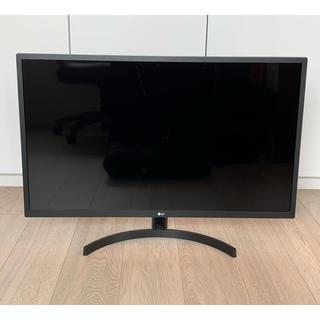 エルジーエレクトロニクス(LG Electronics)のLG モニター ディスプレイ 32ML600M-B 31.5インチ/フルHD(ディスプレイ)