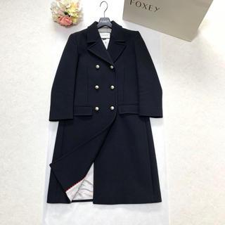 Gucci - 美品 最新タグ GUCCI グッチ 掲載 ブラック GG フォーマル コート