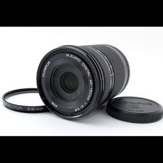 オリンパス(OLYMPUS)のオリンパス M.ZUIKO 40-150mm F4-5.6 R#618625(レンズ(ズーム))