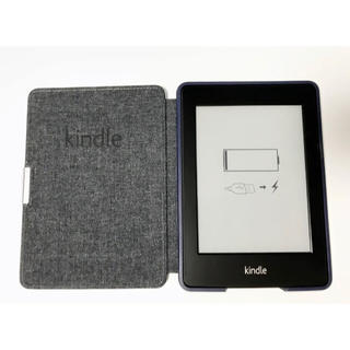 ANDROID - kindle paperwhite wifi 純正ケース付き