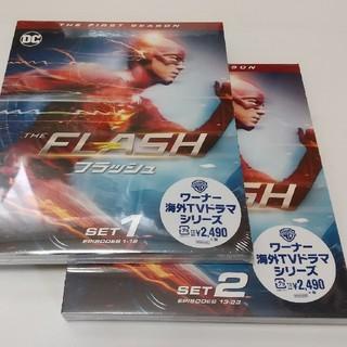 THE FLASH/フラッシュ〈ファースト・シーズン〉 前半+後半セット DVD(TVドラマ)