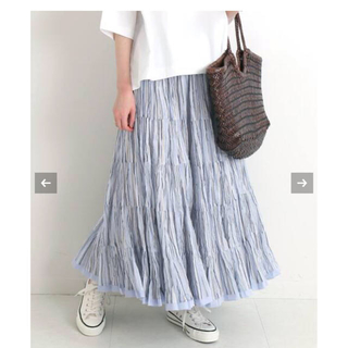 IENA - ⭐️未使用 イエナ  【MARIHA/マリハ】草原の虹のスカート