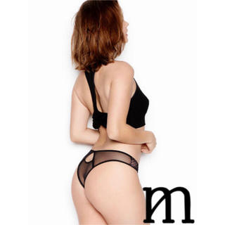 Victoria's Secret - Cutout Tanga Panty
