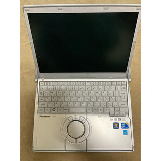 Panasonic - core i5 ノートパソコン パナソニック