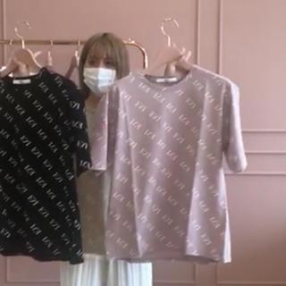 eimy istoire - eimy istoire ノベルティ EM monogram Tシャツ