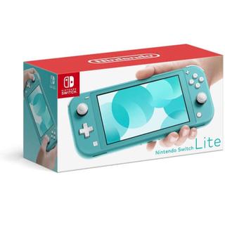 Nintendo Switch - 任天堂 Switch lite ニンテンドー スイッチ ライト 未開封