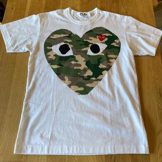 コムデギャルソン(COMME des GARCONS)の新品未使用 プレイコムデギャルソン Tシャツ(Tシャツ/カットソー(半袖/袖なし))
