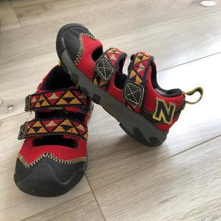 New Balance - ニューバランス キッズ 夏靴15センチ