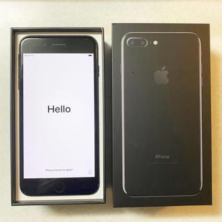 iPhone - iPhone7plus SIMフリー シムフリー