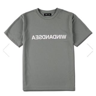 """Supreme - ⭐️WIND AND SEAウィンダンシー""""Dry""""TシャツグレーXLキムタク"""
