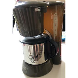スヌーピー  コーヒーメーカー(コーヒーメーカー)