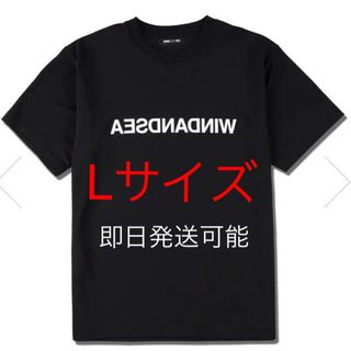 Supreme - WIND AND SEA WDS (Dry) T-SHIRT / 黒L