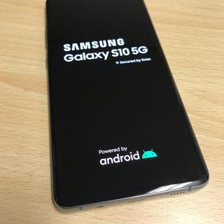 Galaxy - Galaxy S10 5G Prism Black 256GB SIMフリー