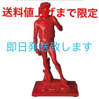 メディコムトイ(MEDICOM TOY)のSUICIDE MAN(RED Ver.) banksy sync. (彫刻/オブジェ)