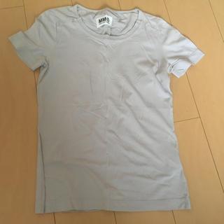 エムエムシックス(MM6)のMM6 カットソー(Tシャツ(半袖/袖なし))