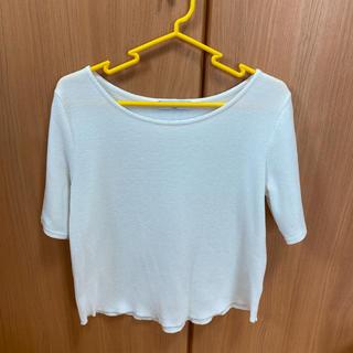 ディスコート(Discoat)のディスコート ワッフルTシャツ(Tシャツ(半袖/袖なし))
