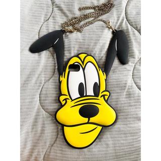 ディズニー(Disney)のプルート iPhoneケース(iPhoneケース)