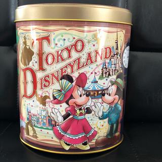 ディズニー(Disney)のディズニーシーの空き缶(キャラクターグッズ)