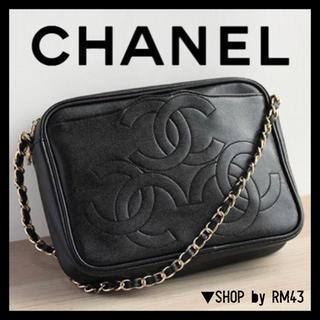 CHANEL - 【CHANEL】チェーンショルダーバッグ