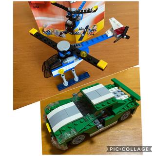 Lego - レゴ LEGO クリエイター、シティ、ヘリコプター 車セット