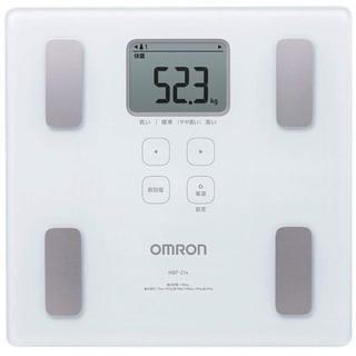 ★人気★オムロン体重計(体脂肪計)