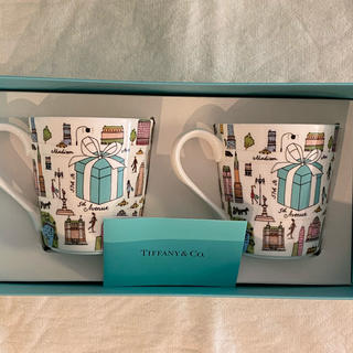 Tiffany & Co. - ティファニー マグカップ 未使用品