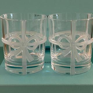 Tiffany & Co. - ティファニー グラス 未使用品
