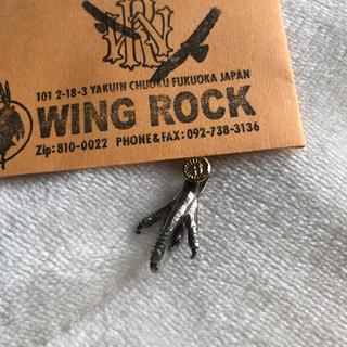 ゴローズ(goro's)のwing rock ウィングロック(ネックレス)