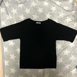 スライ(SLY)のSLY 5分袖 VネックTシャツ(Tシャツ(半袖/袖なし))