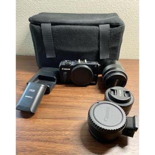 キヤノン(Canon)のミラーレスカメラ canon M2(ミラーレス一眼)