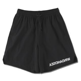 Ron Herman - 【新品】Wind And Sea Nylon Shorts 黒 Sサイズ
