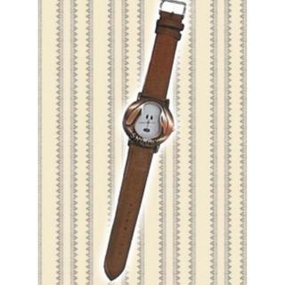 SNOOPY - スヌーピー  アンティーク 腕時計 ピンク
